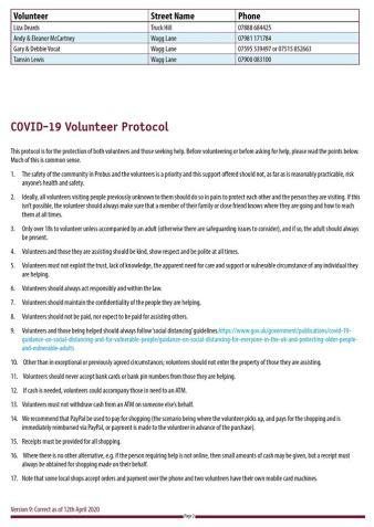 volunteer covid 19 2